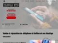 Détails : Boutique de téléphonie mobile à Gaillon