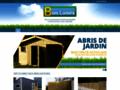 Détails : Vente en ligne kits abris de jardin pour mobil homes ou maison