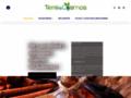 Détails : Terre et cosmos, Aloe arborescens et produits bio