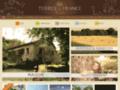 Vente de terrain en Charente