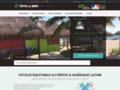 Détails : Ecotourisme - Tourisme solidaire - Terres des Andes