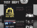 Test Dept - Site officiel du groupe