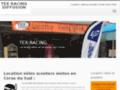 Détails : Tex Racing Diffusion