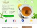 Détails : Le thé vert bio