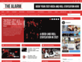 The Alarm - Site officiel du groupe de Rock