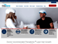 Theradome.com FDA Approved Laser Helmet  FDA Approved Laser Helmet
