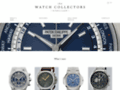 The Watch Collectors: Montres d'occasion