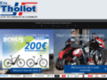 Détails : Magasin de vélos Saint Etienne 42 - Ets Thollot