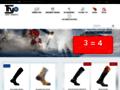 Chaussettes de sport et chaussettes techniques de qualité - THYO