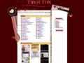 Annuaire des sites francophones - http://www.tibouton.info/