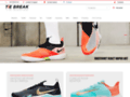 TieBreak.fr : Chaussures, raquette de tennis