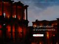 Détails : Organisation d'évènements pour entreprise