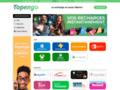 Topengo.fr - Recharge en ligne (SFR La carte, Orange Mobicarte, Virgin Mobile, NRJ Mobile...)