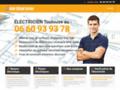 Détails : Des électriciens disponibles à Toulouse
