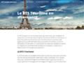 Détails : Tout sur le BTS tourisme en alternance