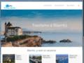 Détails : Biarritz, la côte Basque à proximité de Paris !