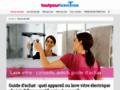 Détails : Tout sur les nettoyeurs de vitres et sur les robots lave vitre
