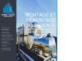Détails : Isolation : Tower Echaf à LA GARDIOLE (34)