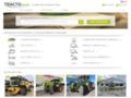 Tractomarket : tracteur et matériel agricole neuf et d'occasion