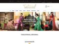 traditional dressing vente de sari pas cher
