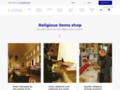 Traditions Monastiques : vente d'articles et objet
