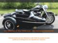Détails : Transformation Harley-Davidson et Side-car