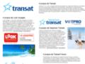 air transat sur www.transatfrance.fr