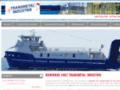 Transmetal Industrie - entretien vedettes douanes