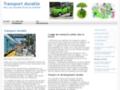 Détails : transport durable
