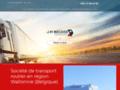 Détails : Votre société de transport à Wallonie