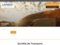 Détails : Transports Lambert à Lille - Transport, colis déménageur