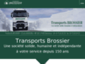 Transports Brossier Ardèche - Davezieux