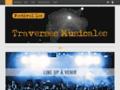 FESTIVAL LES TRAVERSES MUSICALES 2012