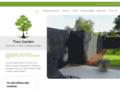 Détails : Aménagement jardin Brabant Wallon