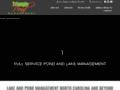 Triangle Pond Management