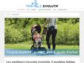 Détails : Meilleur comparatif tricycle évolutif
