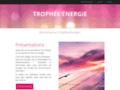 Détails : Trophée Energie