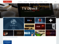 Tv-direct, regarder la télévision en direct