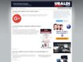 Capture du site http://www.ubaldi-informatique.fr/