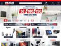 Centrale d'achat discount en ligne Ubaldi