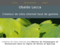 Ubaldolecca.com