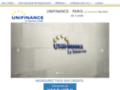 Unifinance Ile de France - Paris