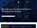 www itunes fr sur www.univ-paris1.fr