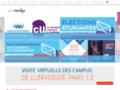 master sur www.univ-paris13.fr