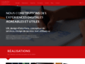 Usabilis, conseil en ergonomie, design web, design interface