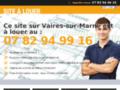 Électricien à Vaires-sur-Marne
