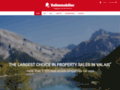 Détails : Portail immobilier du Valais (Suisse)