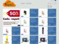 Détails : Vapoti: Le tout nouvel site pour les amateurs de cigarettes électroniques.