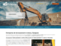 Détails : Entreprise de terrassement à Lisieux, Livarot...