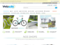 Détails : Plateforme de vente en ligne de vélo Veloclic